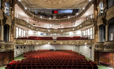 Behind the Curtain Tours at the New Theatre Royal Portsmouth