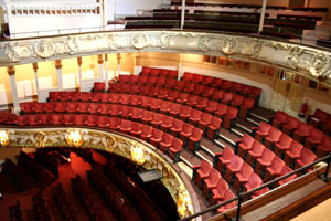 Auditorium Circle - New Theatre Royal - Photo Ricky Foyle small