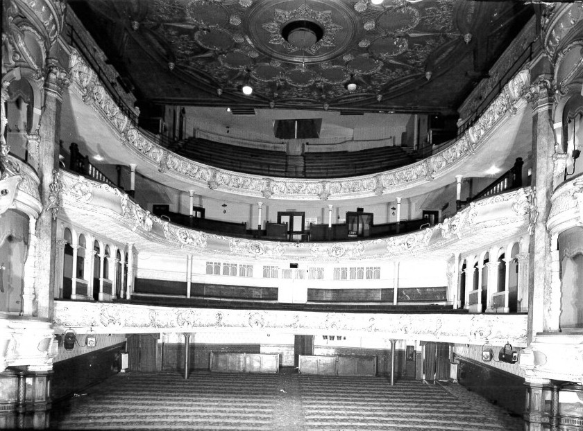 Gallery New Theatre Royal