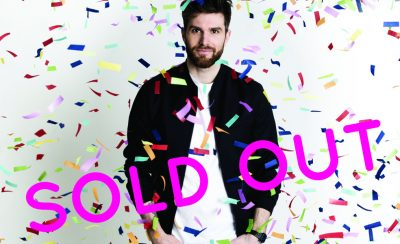 Joel Dommett – Live at the New Theatre Royal Portsmouth