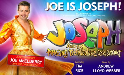 Joseph and The Amazing Technicolor Dreamcoat at the New Theatre Royal Portsmouth