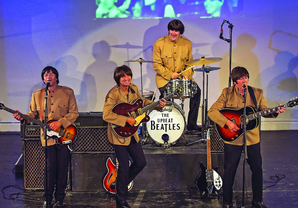 The Upbeat Beatles At The New Theatre Royal Portsmouth