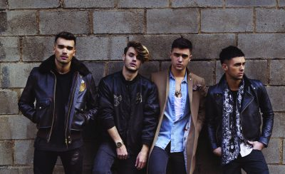 Union J – One Night Only at the New Theatre Royal Portsmouth
