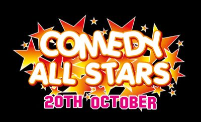 Comedy All Stars at the New Theatre Royal Portsmouth