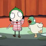 Sarah and Duck's Big Top Birthday at the New Theatre Royal Portsmouth