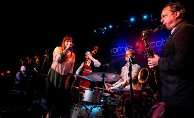 Ronnie Scott's All Stars at the New Theatre Royal Portsmouth