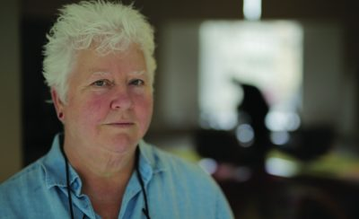 Val McDermid at the New Theatre Royal Portsmouth