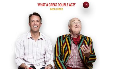Graeme Swann's Great British Spin Off with Henry Blofeld at the New Theatre Royal Portsmouth