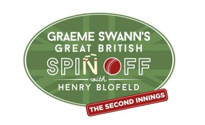 Graeme Swann's Great British Spin Off with Henry Blofeld: The Second Innings at the New Theatre Royal Portsmouth