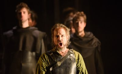 English Touring Opera: Handel's Giulio Cesare Part 1 at the New Theatre Royal Portsmouth