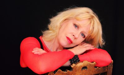 An Evening with Hazel O'Connor at the New Theatre Royal Portsmouth