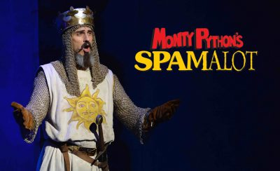 Spamalot at the New Theatre Royal Portsmouth