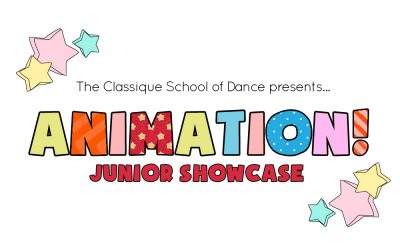 Classique Goes Animated – Junior Showcase at the New Theatre Royal Portsmouth