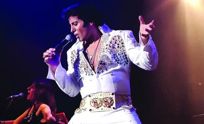 The Elvis Years at the New Theatre Royal Portsmouth