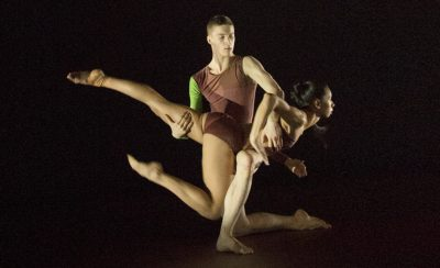 Atomos – Company Wayne McGregor at the New Theatre Royal Portsmouth