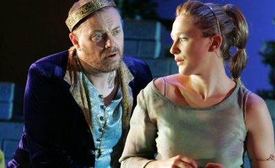 English Touring Opera: Handel's Giulio Cesare Part 2 at the New Theatre Royal Portsmouth