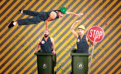 Trash Test Dummies at the New Theatre Royal Portsmouth