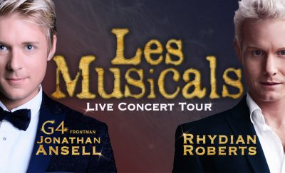 Les Musicals at the New Theatre Royal Portsmouth