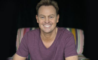 Jason Donovan & His Amazing Midlife Crisis Tour at the New Theatre Royal Portsmouth