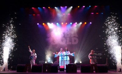 Abba Gold at the New Theatre Royal Portsmouth