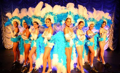 The Ladyboys of Bangkok at the New Theatre Royal Portsmouth