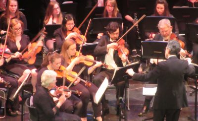 University of Portsmouth Ensembles at the New Theatre Royal Portsmouth