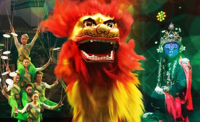 Chinese New Year Extravaganza at the New Theatre Royal Portsmouth