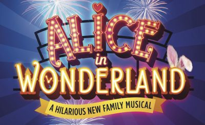 Alice in Wonderland at the New Theatre Royal Portsmouth