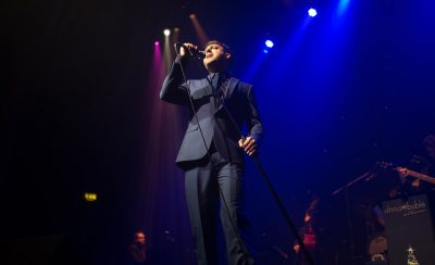 Ultimate Bublé at the New Theatre Royal Portsmouth
