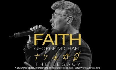 Faith- The George Michael Legacy at the New Theatre Royal Portsmouth