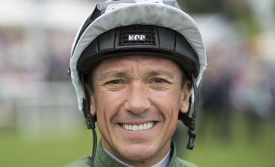 Frankie Dettori – with special guest Peter Burrell at the New Theatre Royal Portsmouth