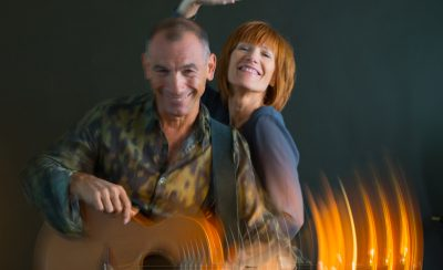 Kiki Dee and Carmelo Luggeri – An Acoustic Journey at the New Theatre Royal Portsmouth