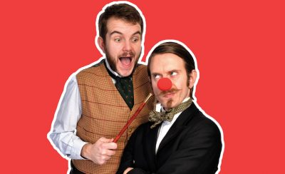 Morgan and West – More Magic for Kids at the New Theatre Royal Portsmouth