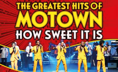 How Sweet It Is – The Greatest Hits of Motown at the New Theatre Royal Portsmouth
