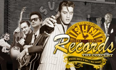 Official Sun Records Concert Show at the New Theatre Royal Portsmouth