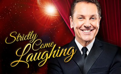 Brian Conley – Strictly Come Laughing at the New Theatre Royal Portsmouth