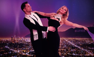 The Magic of Hollywood Starring Pasha Kovalev at the New Theatre Royal Portsmouth