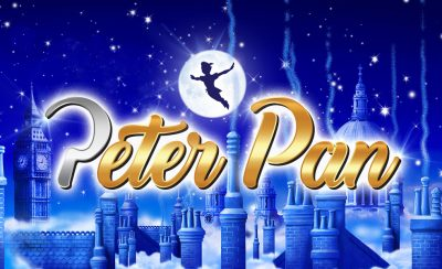 Peter Pan at the New Theatre Royal Portsmouth