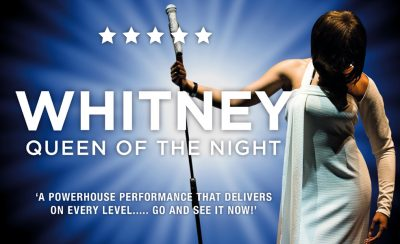 Whitney – Queen of the Night at the New Theatre Royal Portsmouth