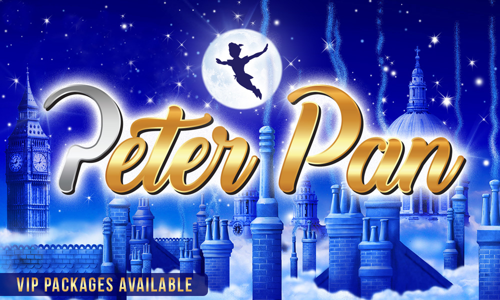 Peter Pan at the New Theatre Royal, Portsmouth