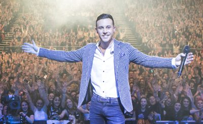 Nathan Carter at the New Theatre Royal Portsmouth