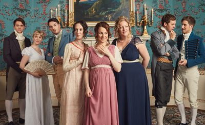 Austentatious – The Improvised Jane Austen Novel at the New Theatre Royal Portsmouth