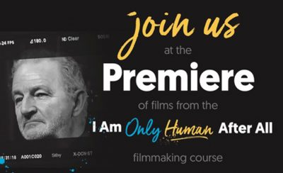 I Am Only Human After All – Portsmouth Film Society at the New Theatre Royal Portsmouth