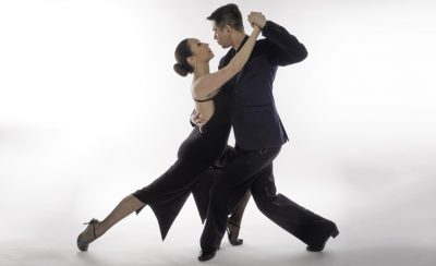 Liber/Tango at the New Theatre Royal Portsmouth