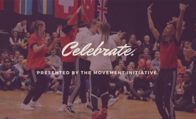 """The Movement Initiative presents """"Celebrate"""" at the New Theatre Royal Portsmouth"""
