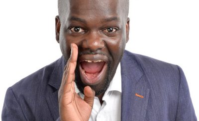 Daliso Chaponda at the New Theatre Royal Portsmouth