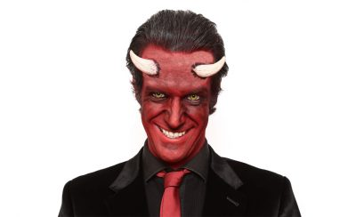 Marcus Brigstocke: Devil May Care at the New Theatre Royal Portsmouth