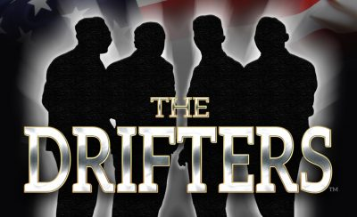 The Drifters at the New Theatre Royal Portsmouth