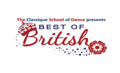 The Best of British – Classique School at the New Theatre Royal Portsmouth
