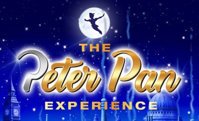 The Peter Pan Experience at Victorious Festival at the New Theatre Royal Portsmouth
